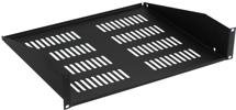 Gator GRW-SHELFVNT2 2U Ventilated Rack Shelf