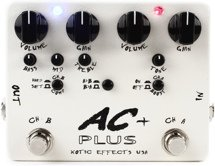Xotic AC Plus 2-channel Boost/Drive Pedal