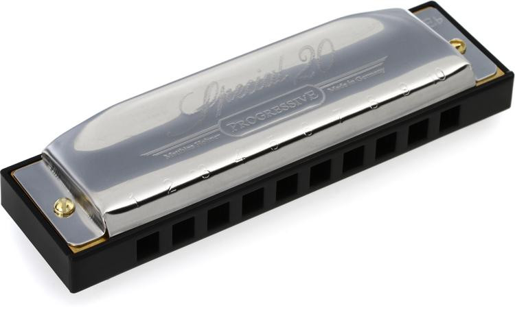 Hohner Special 20 - Key of E Flat image 1
