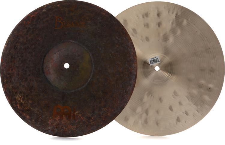 Meinl Cymbals Byzance Extra Dry Medium Hi Hats - 14