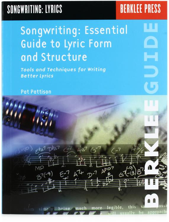 Berklee Press Songwriting: Guide to Lyric Form and Structure image 1