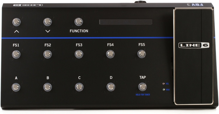 Line 6 FBV 3 Pro Foot Controller for Line 6 Amps image 1