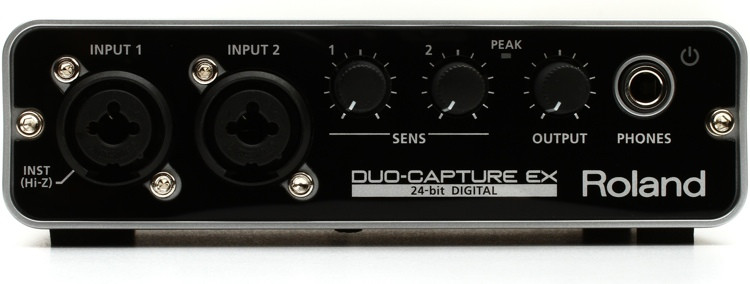 Roland Duo-Capture EX image 1