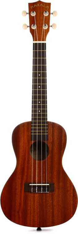 kala makala classic ukulele concert sweetwater. Black Bedroom Furniture Sets. Home Design Ideas