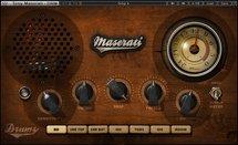 Waves Maserati DRM Drum Slammer Plug-in