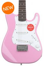 Squier Mini Strat - Pink