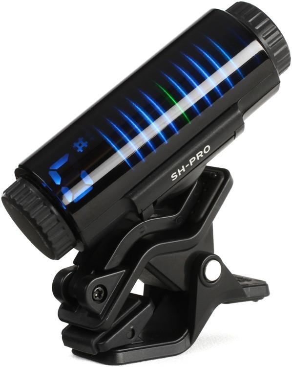 Korg Sledgehammer Pro Clip-On Tuner image 1