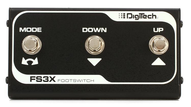 DigiTech FS3X Foot Switch image 1