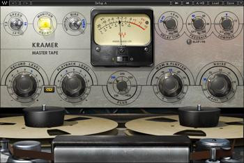 Waves Kramer Master Tape Plug-in image 1