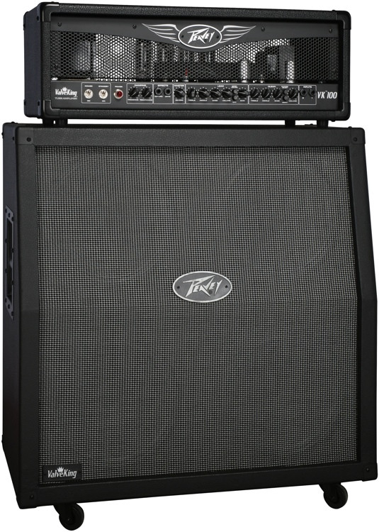 peavey valveking 100w head cab bundle sweetwater. Black Bedroom Furniture Sets. Home Design Ideas