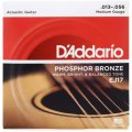 D'Addario EJ17 Phosphor Bronze Medium Acoustic Strings