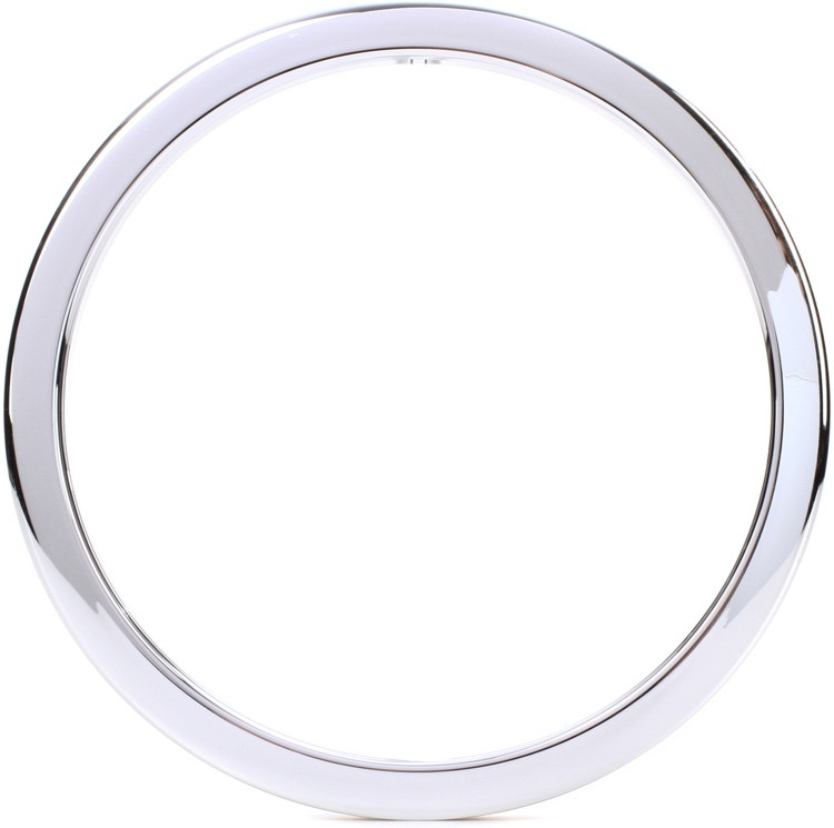bass drum o 39 s port hole ring 6 chrome sweetwater. Black Bedroom Furniture Sets. Home Design Ideas
