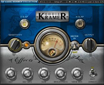 Waves Eddie Kramer Effects Channel Plug-in image 1