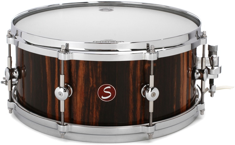Sugar Percussion Solid Stave Snare Drum - 6