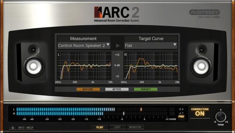 IK Multimedia ARC System 2 Upgrade from ARC 1 image 1