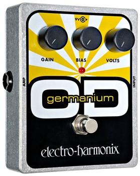 Electro-Harmonix Germanium OD Vintage Overdrive Pedal image 1