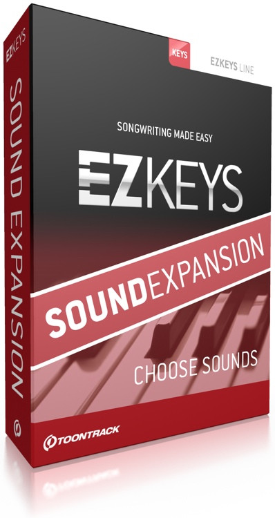 Toontrack EZkeys Sound Expansion image 1