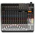 Behringer Xenyx QX2222USB Mixer and USB Audio Interface with Effects