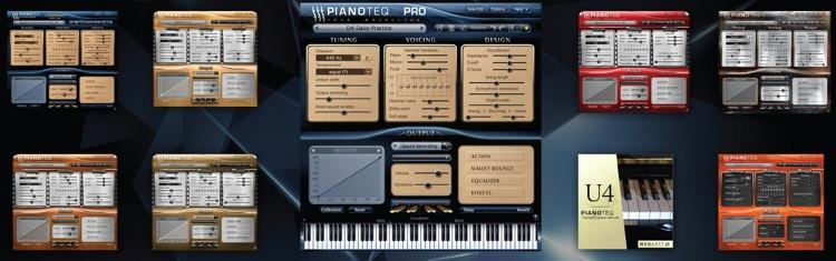 MODARTT Pianoteq 5 Studio Bundle image 1