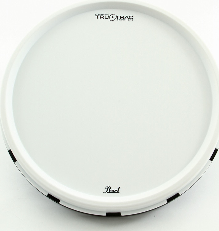 Pearl Tru Trac Dual Zone Electronic Drum Head - 13