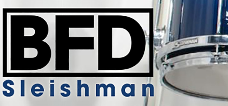 FXpansion BFD Sleishman Snares Expansion Pack image 1