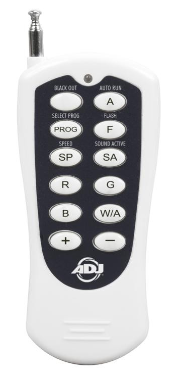 ADJ RFC Radio Frequency Wireless Remote Control image 1