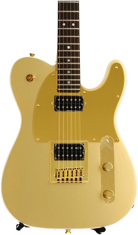 Squier John 5 Signature Telecaster - Gold image 1