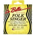 La Bella 830 Folksinger Nylon Guitar Strings