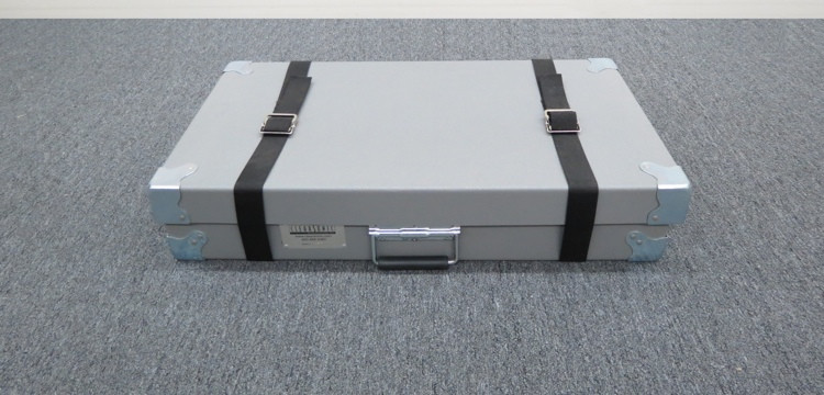 ClearSonic Hard Shell Case For up to (7) AX12 panels image 1