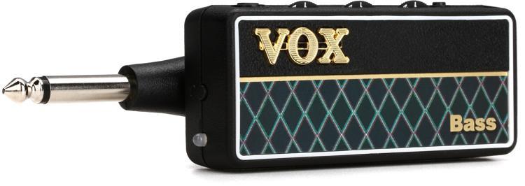 vox amplug 2 bass headphone guitar amp sweetwater. Black Bedroom Furniture Sets. Home Design Ideas