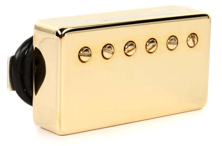 Seymour Duncan SH-PG1n Pearly Gates Humbucker Pickup - Gold Neck image 1