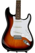 Squier Vintage Modified Stratocaster - 3-tone Sunburst