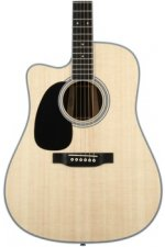 Martin DC-35E Left-handed - Natural