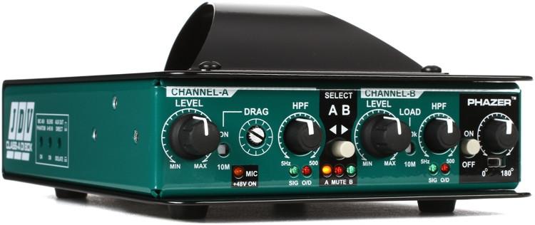 Radial JDV Mk5 2-channel Active Instrument Direct Box image 1
