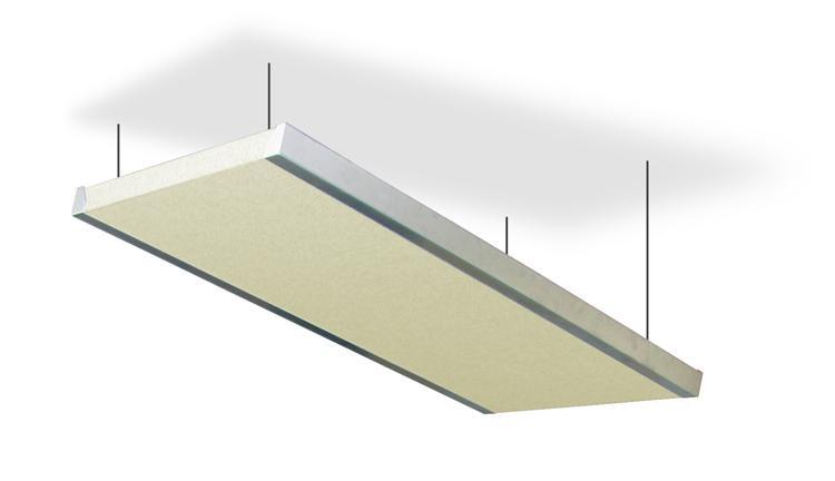 Primacoustic Acoustic Cloud w/Aluminum Frame - Beige image 1