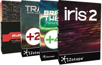 iZotope Creative Bundle Instrument & Effects Suite image 1