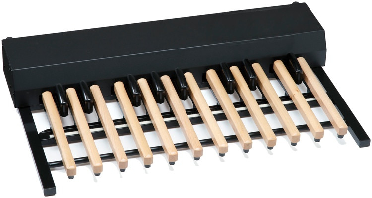 Hammond XPK-200L Long Pedal Stick 20-Note MIDI Pedal Board image 1