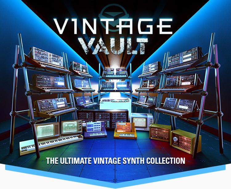 UVI Vintage Vault image 1