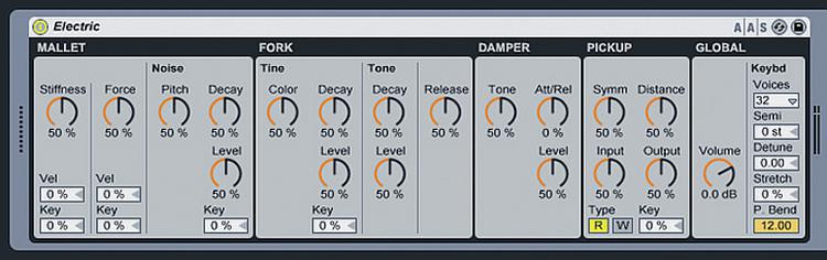 Ableton Electric - Software Instrument for Live image 1