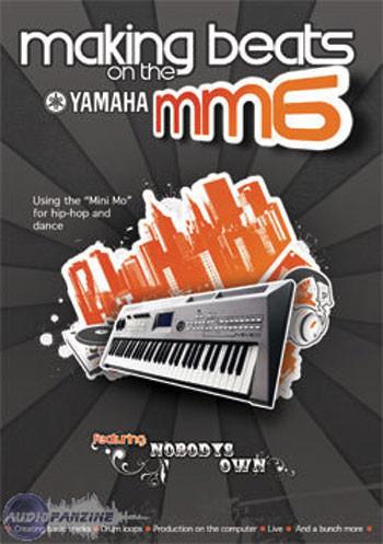 Making Beats on the Yamaha MM6