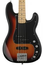Fender Deluxe Active P Bass Special - 3-Color Sunburst with Maple Fingerboard