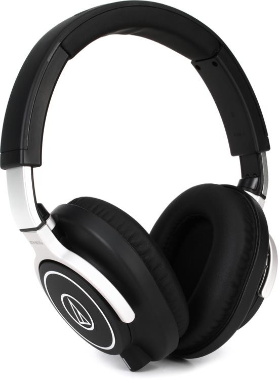 audio technica ath m70x closed back monitoring headphones sweetwater. Black Bedroom Furniture Sets. Home Design Ideas