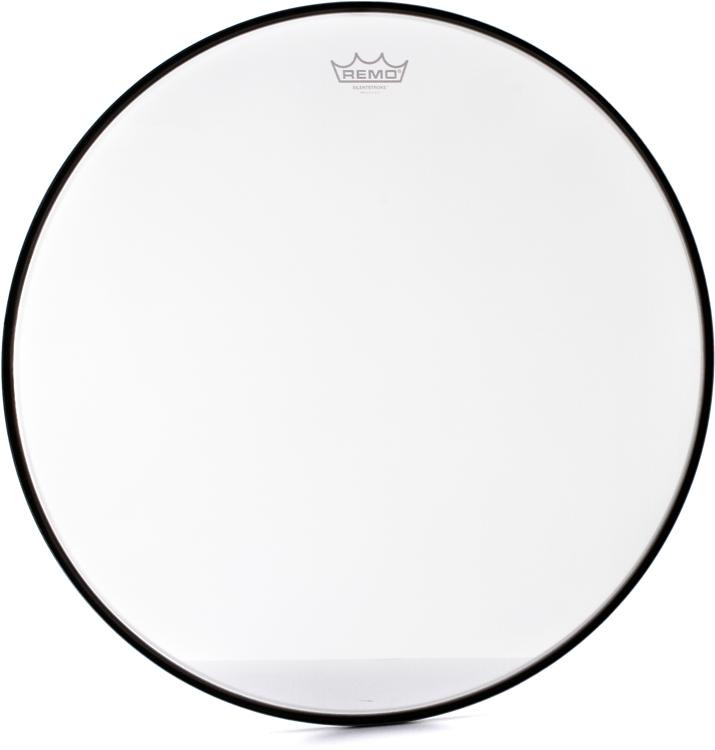 Remo Silentstroke Bass Drum Head - 22