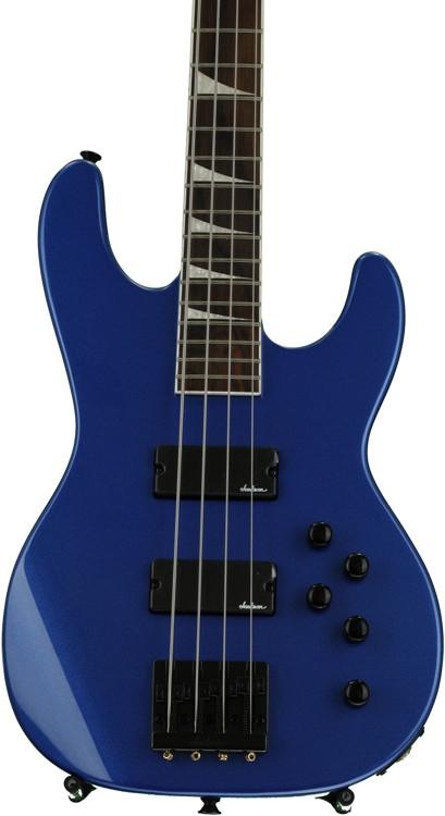 Jackson CBXNT IV Concert Bass - Metallic Blue image 1
