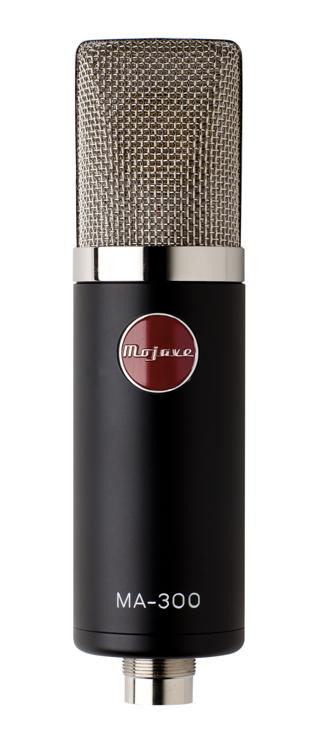 Mojave Audio MA-300 Large-diaphragm Tube Condenser Microphone image 1