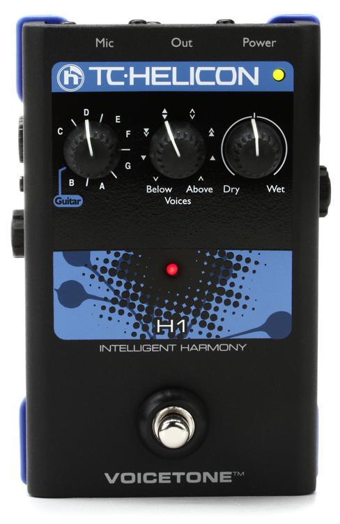 Tc Helicon Voicetone H1 : tc helicon voicetone h1 sweetwater ~ Hamham.info Haus und Dekorationen