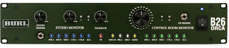 Burl Audio B26 Orca - Control Room Monitor image 1