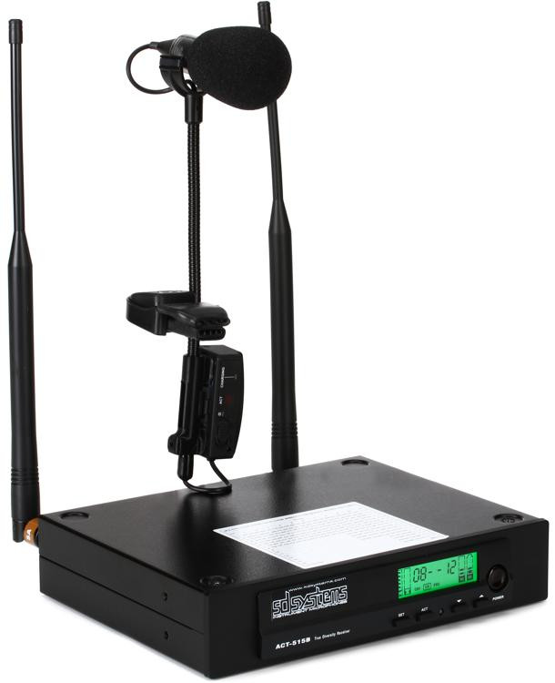 SD Systems LDM-94W - Sax Wireless System image 1