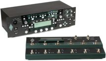 Kemper Profiler Power Rack + Profiler Remote - 600-watt Rackmount Profiling Amp Head with Remote Controller