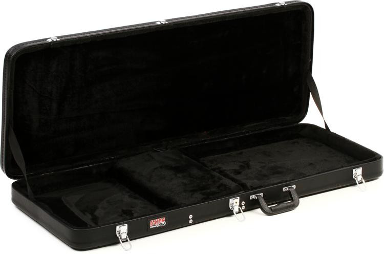 Gator Economy Wood Case - Off-set Solidbody Electric Guitar Case image 1